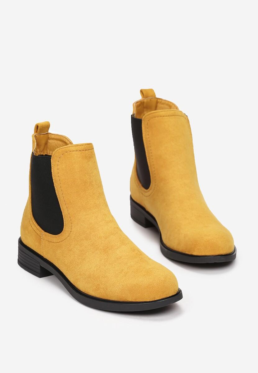 Żółte Botki Thelraya