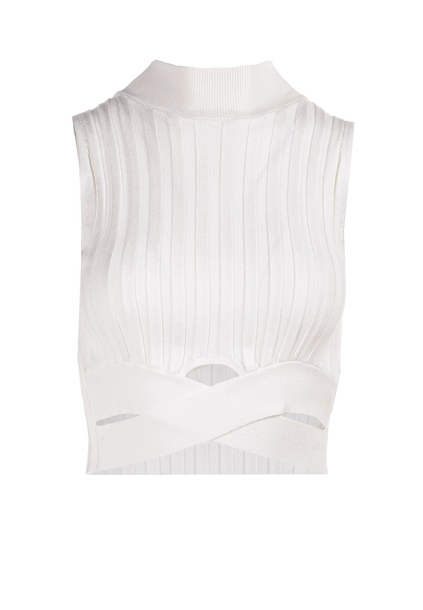 Biała Bluzka Zarintyse