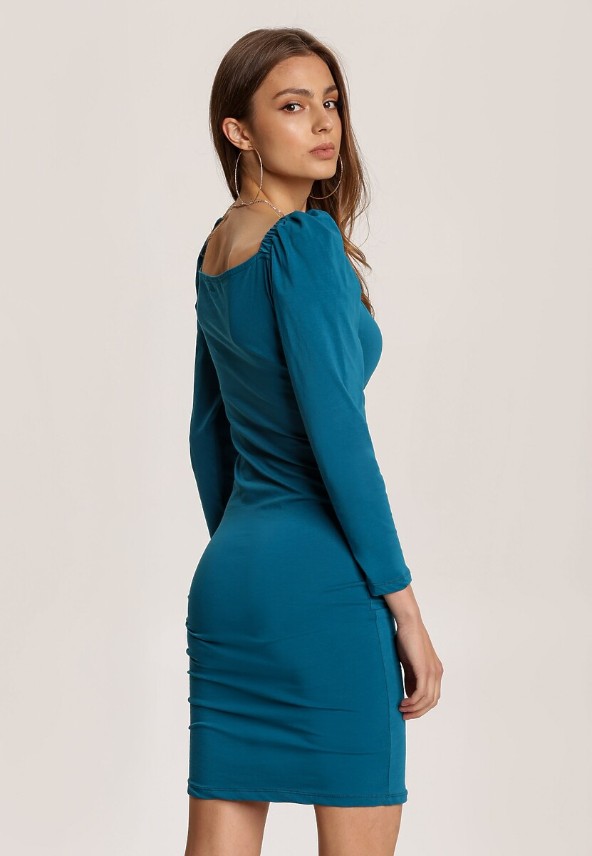 Niebieska Sukienka Jilyss