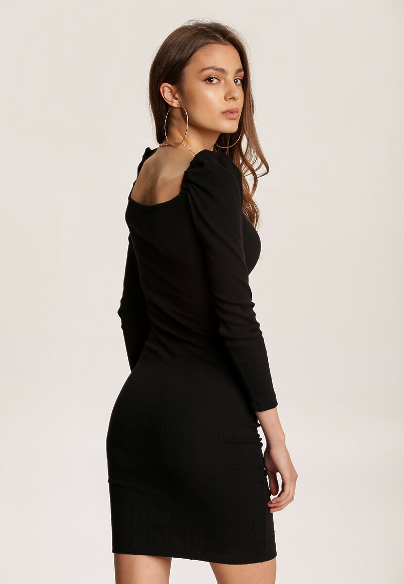 Czarna Sukienka Vhesyra
