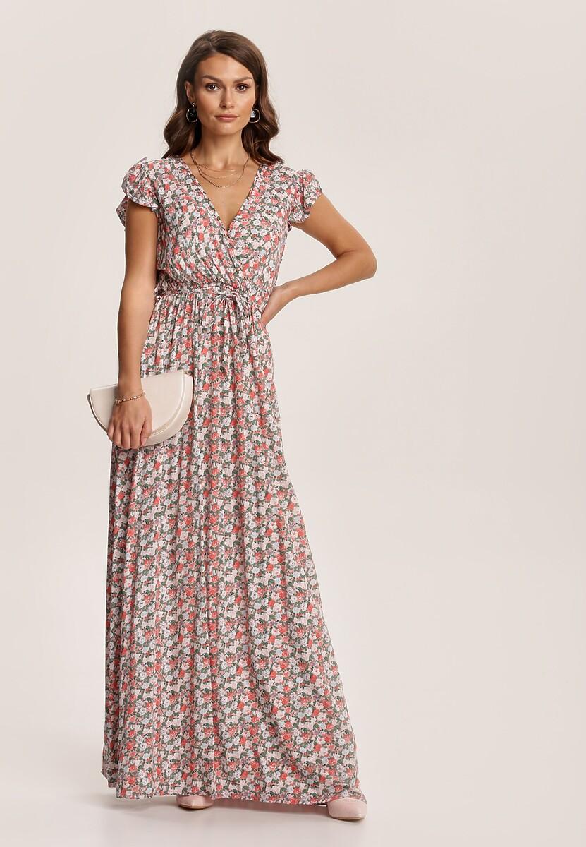 Różowa Sukienka Ephenisse