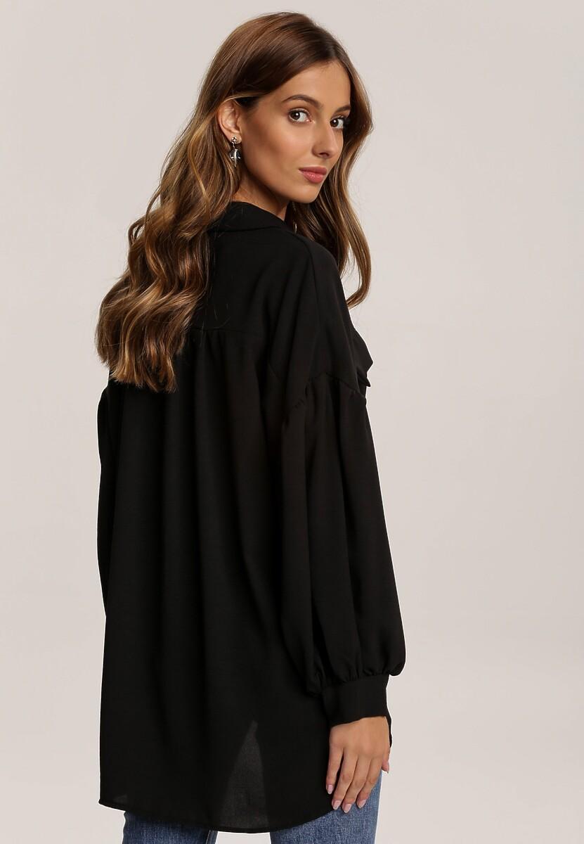 Czarna Koszula Irinith