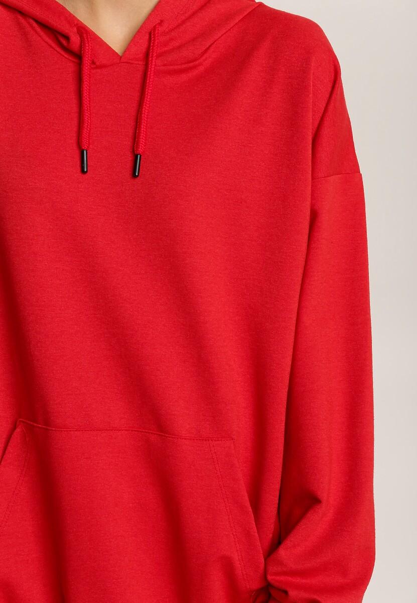 Czerwona Bluza Alyssum
