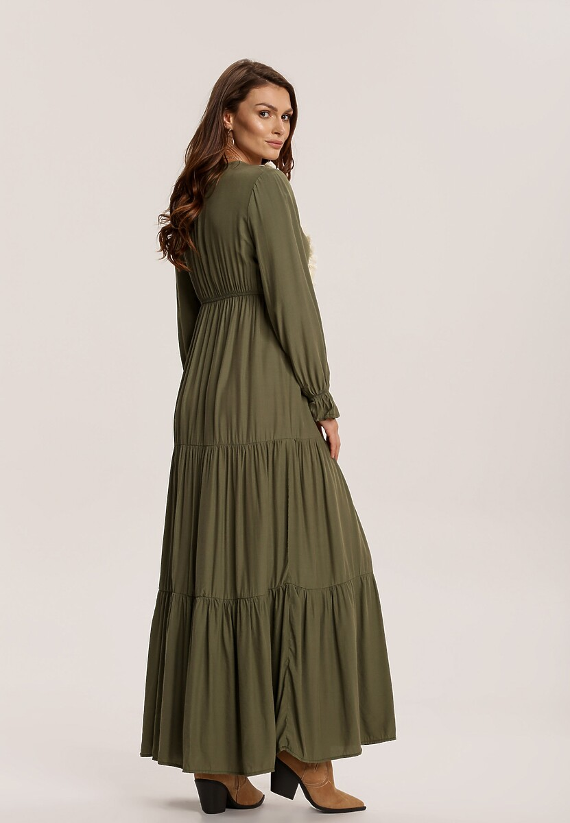 Zielona Sukienka Kylraya