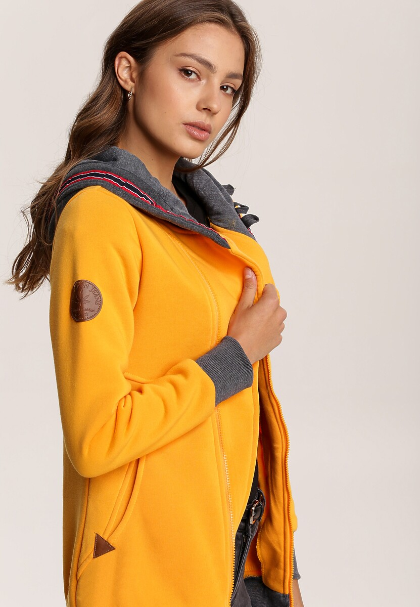 Żółta Bluza Lynneli