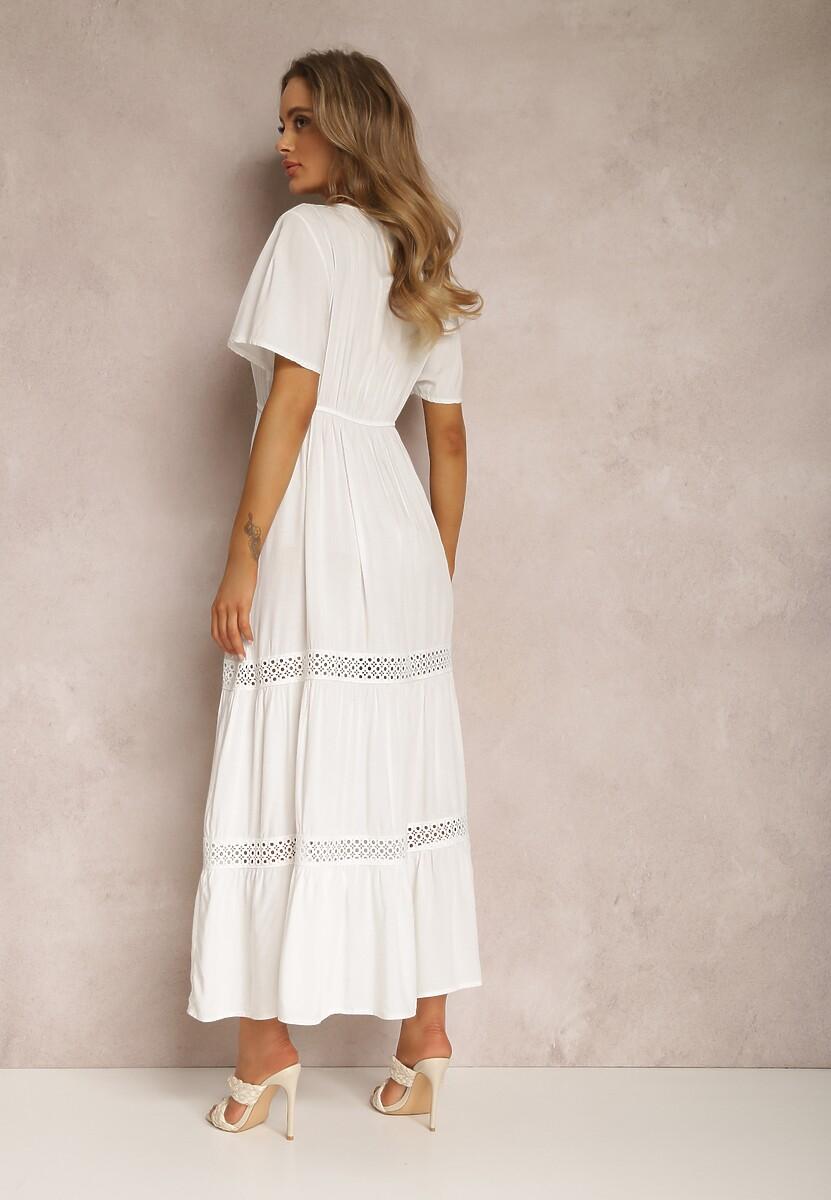 Biała Sukienka Ilythyrra
