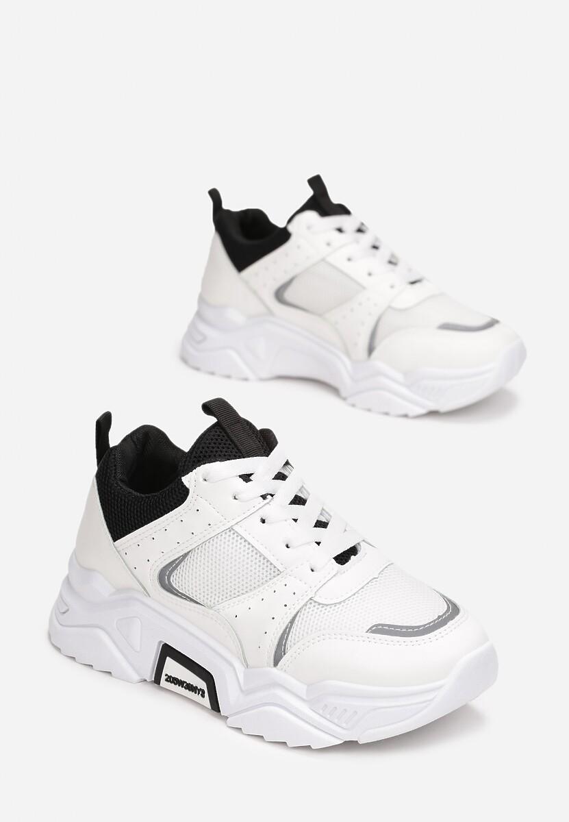 Białe Sneakersy Amabilis