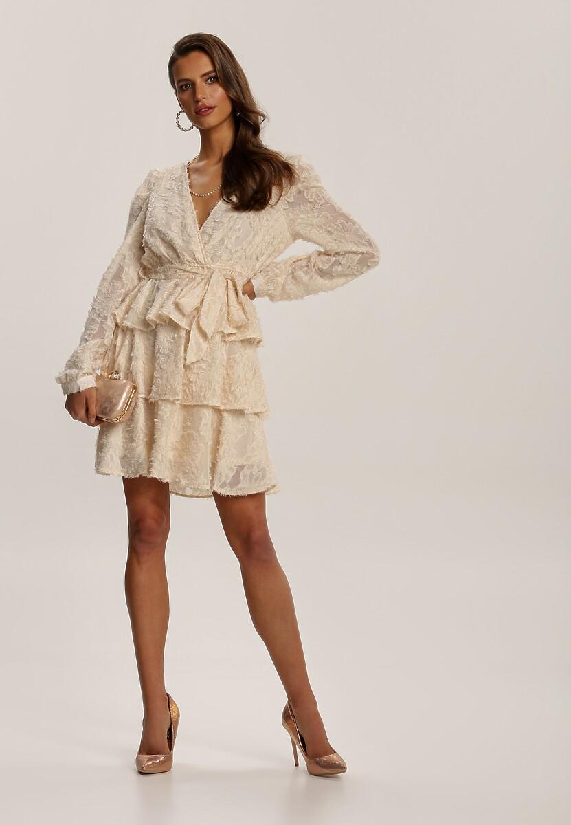 Jakie Buty Pasuja Do Bezowej Sukienki Renee