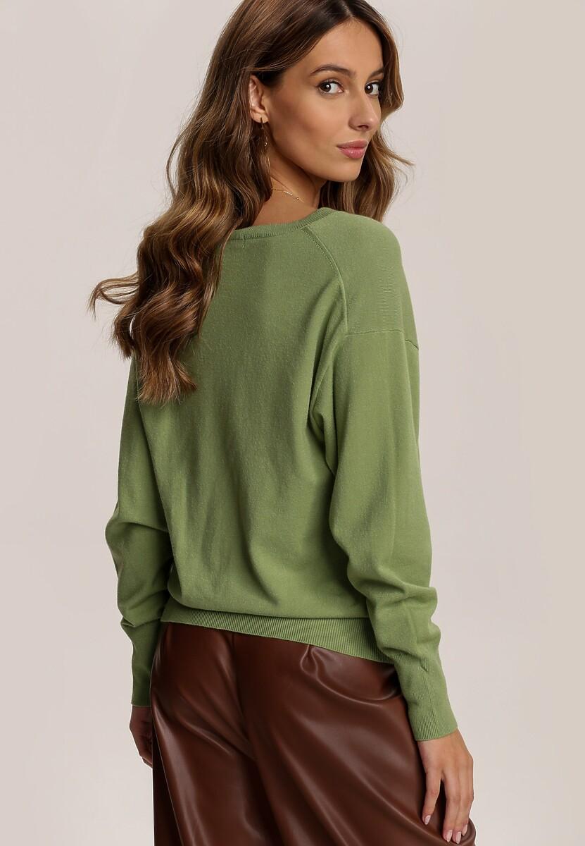 Zielony Sweter Nymlyn