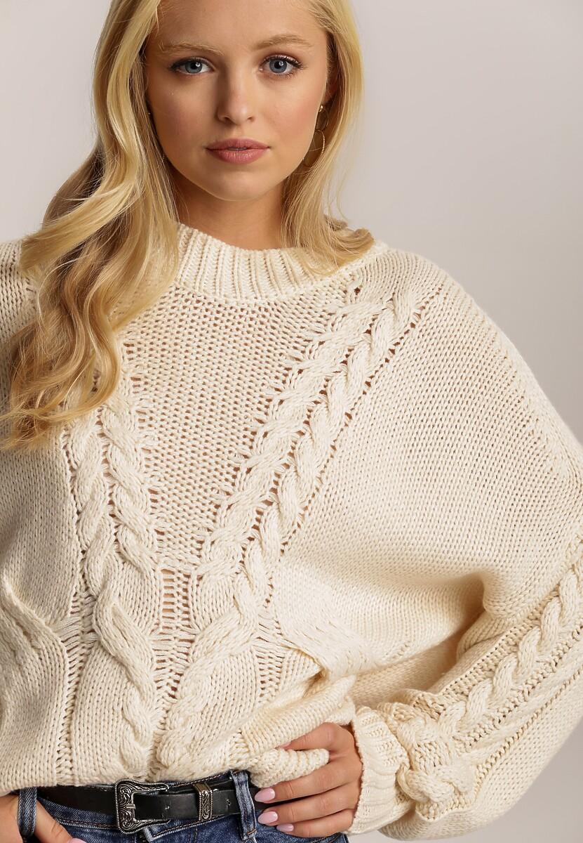Kremowy Sweter Yrelova