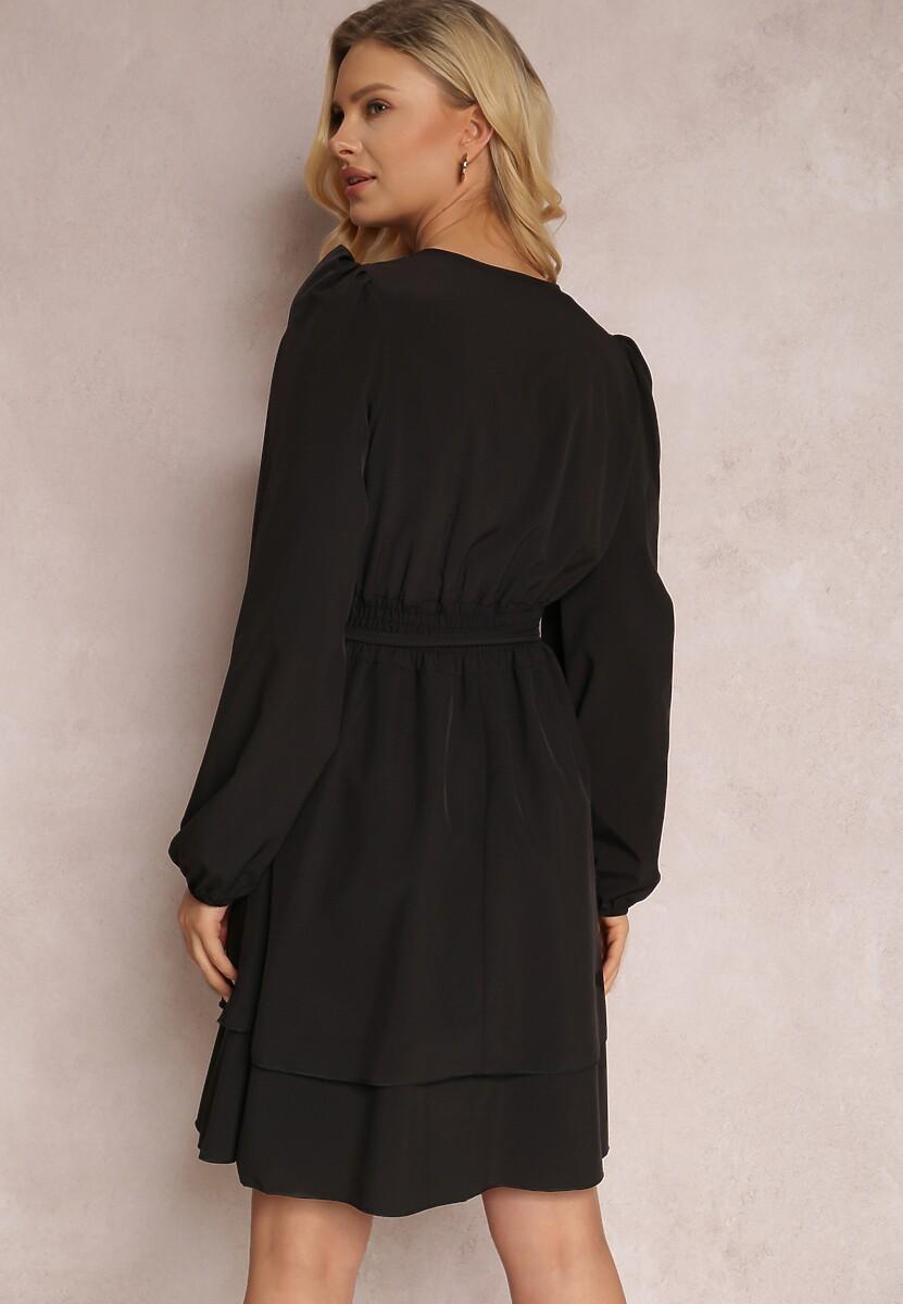 Czarna Sukienka Eilceran