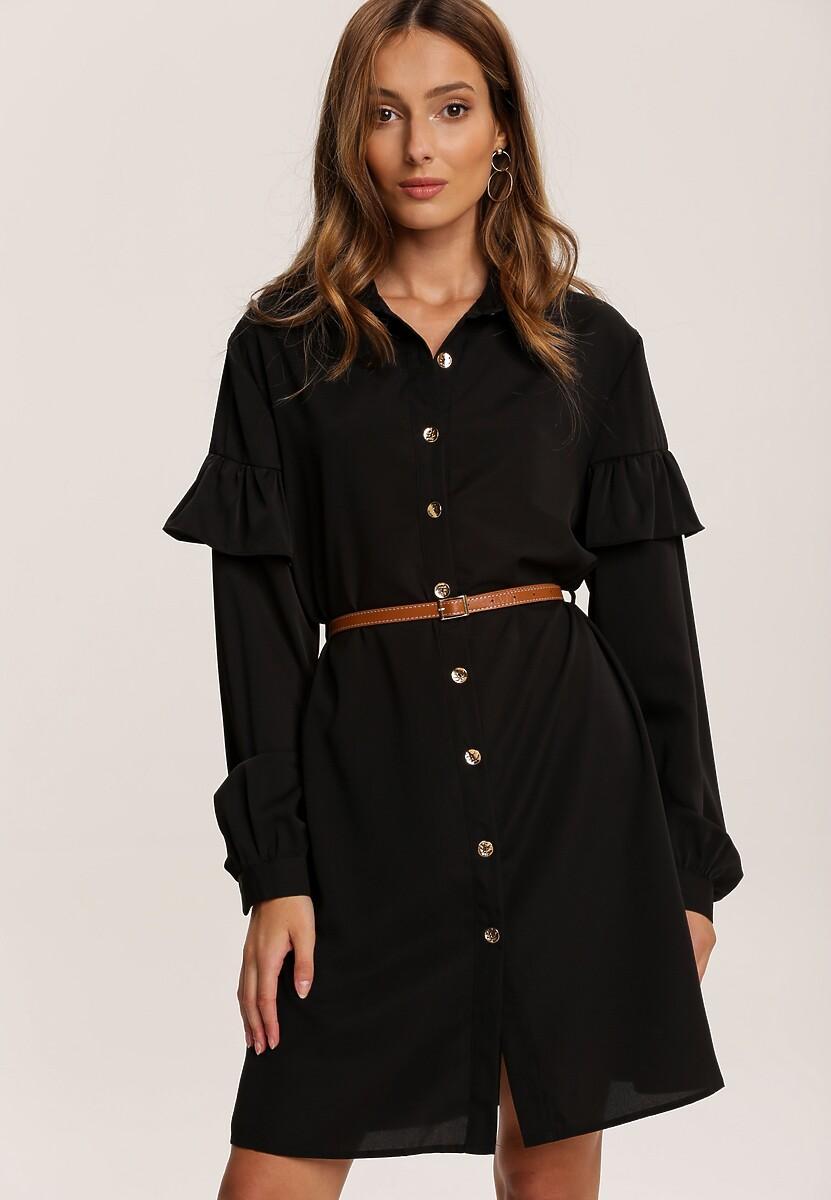 Czarna Sukienka Inawarin