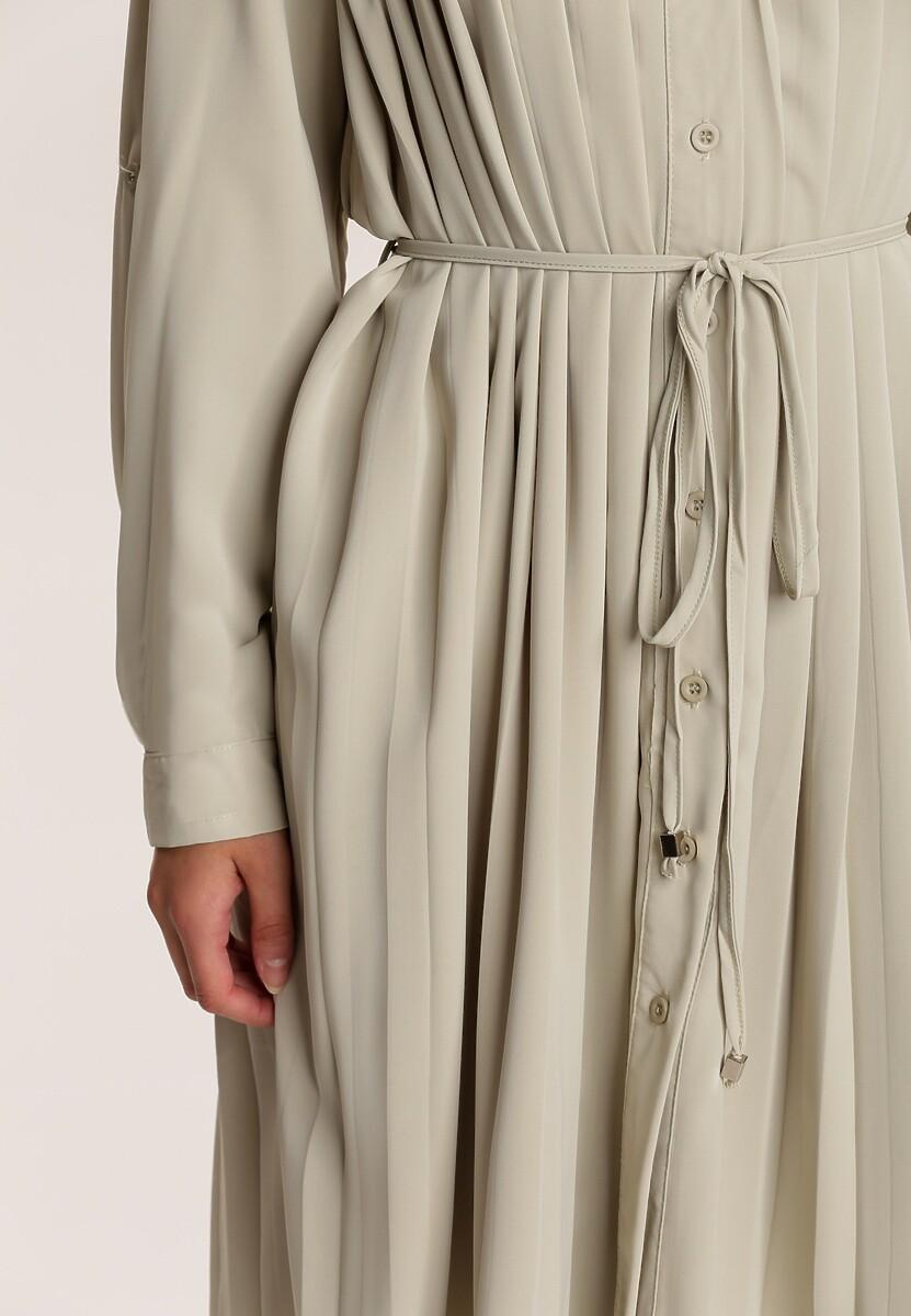 Miętowa Sukienka Newfalls