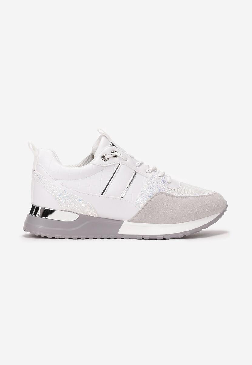 Białe Sneakersy Dilya