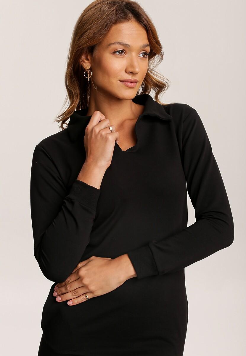 Czarna Sukienka Drentarish