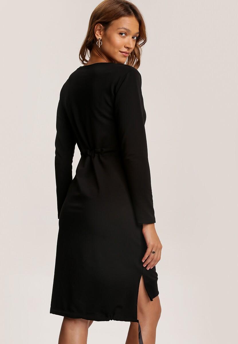 Czarna Sukienka Tinless
