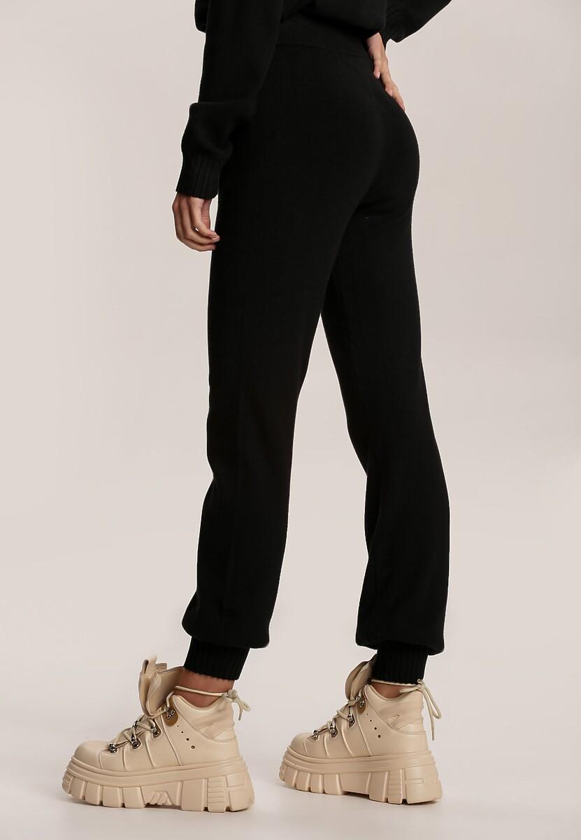 Czarne Spodnie Fyserryss