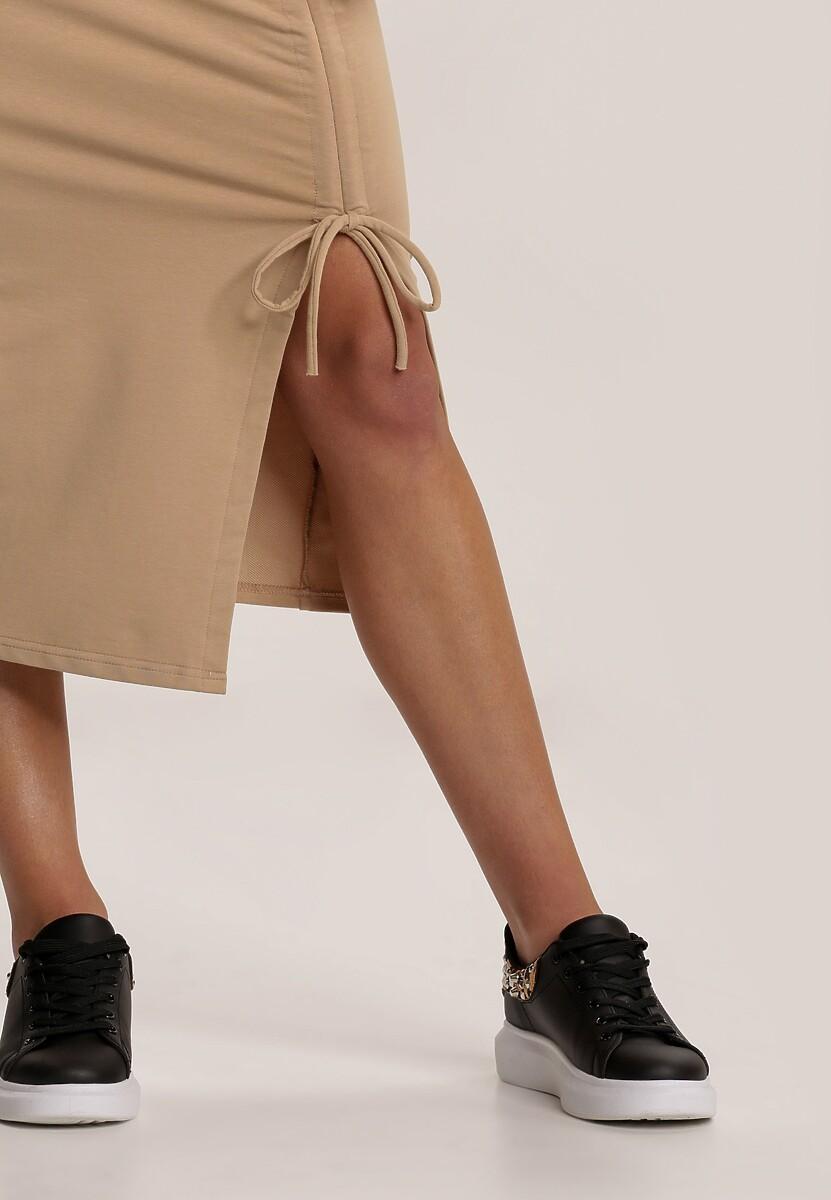 Beżowa Spódnica Kyllea