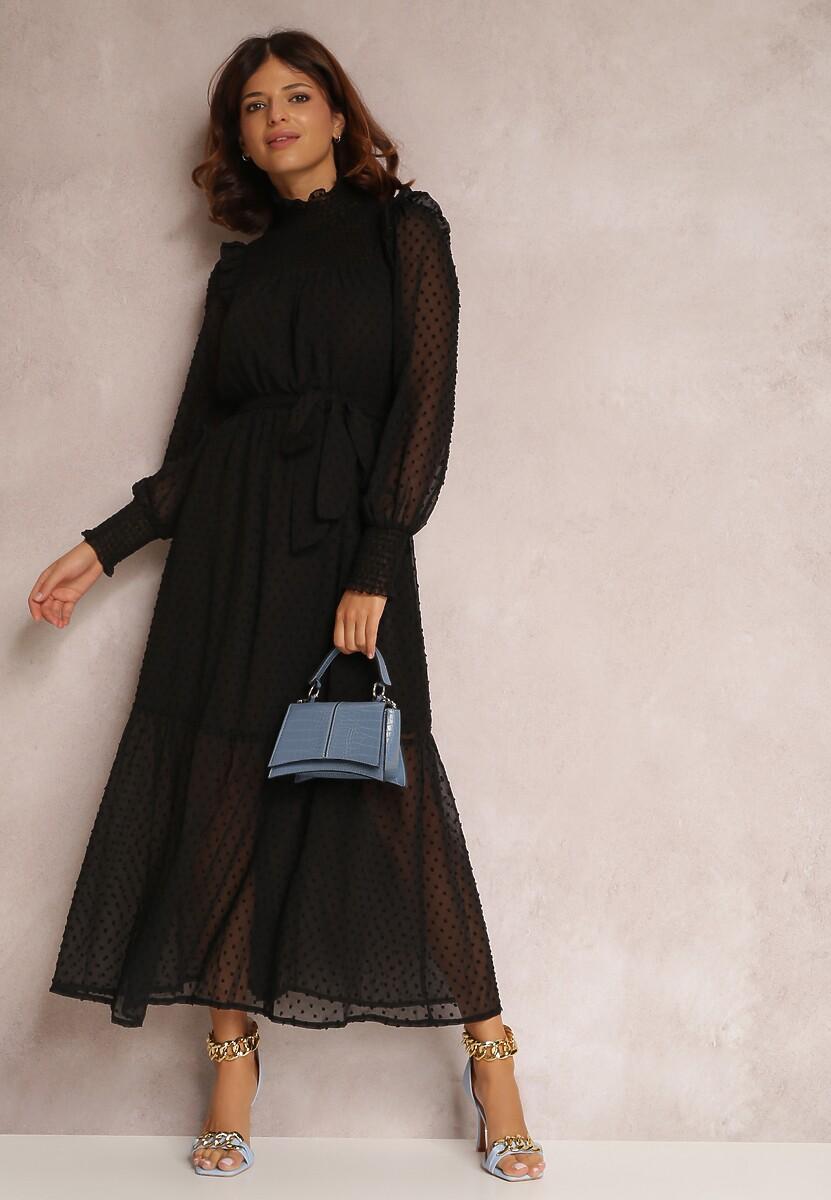 Czarna Sukienka Xisvielle