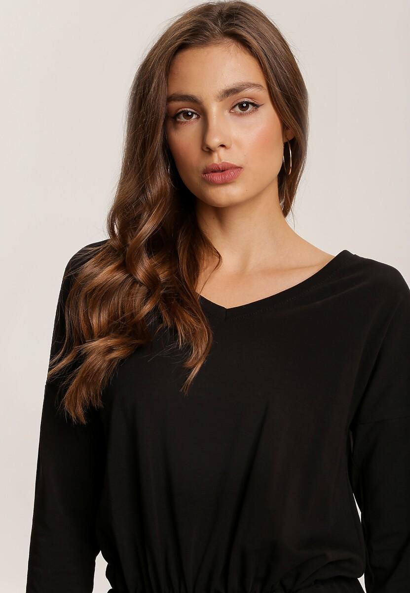 Czarna Sukienka Eshirthine