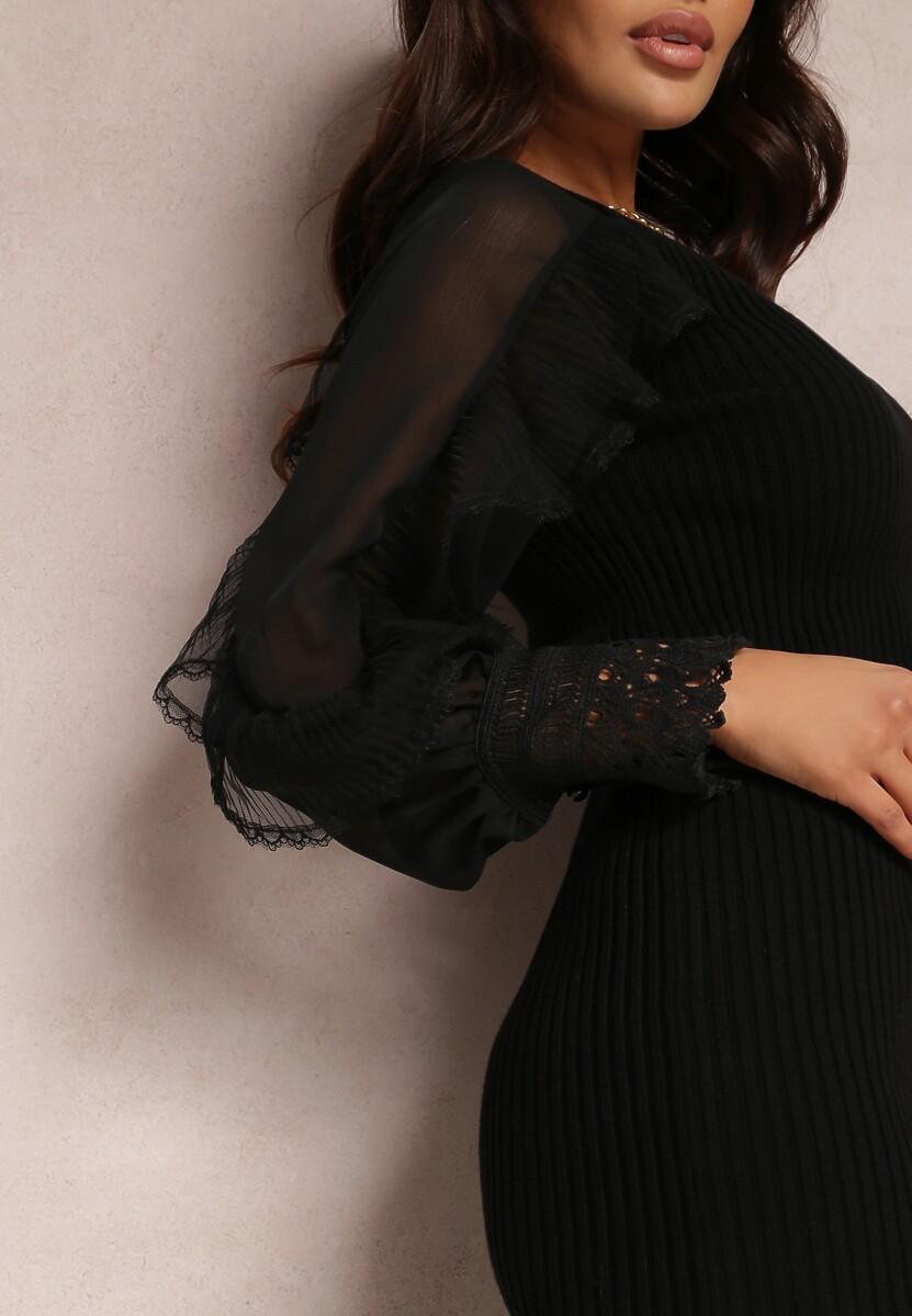 Czarna Sukienka Lilinthine