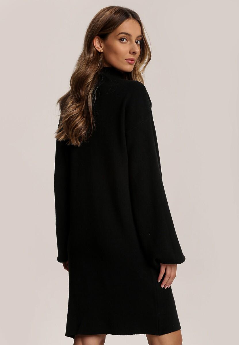Czarna Sukienka Thelaya
