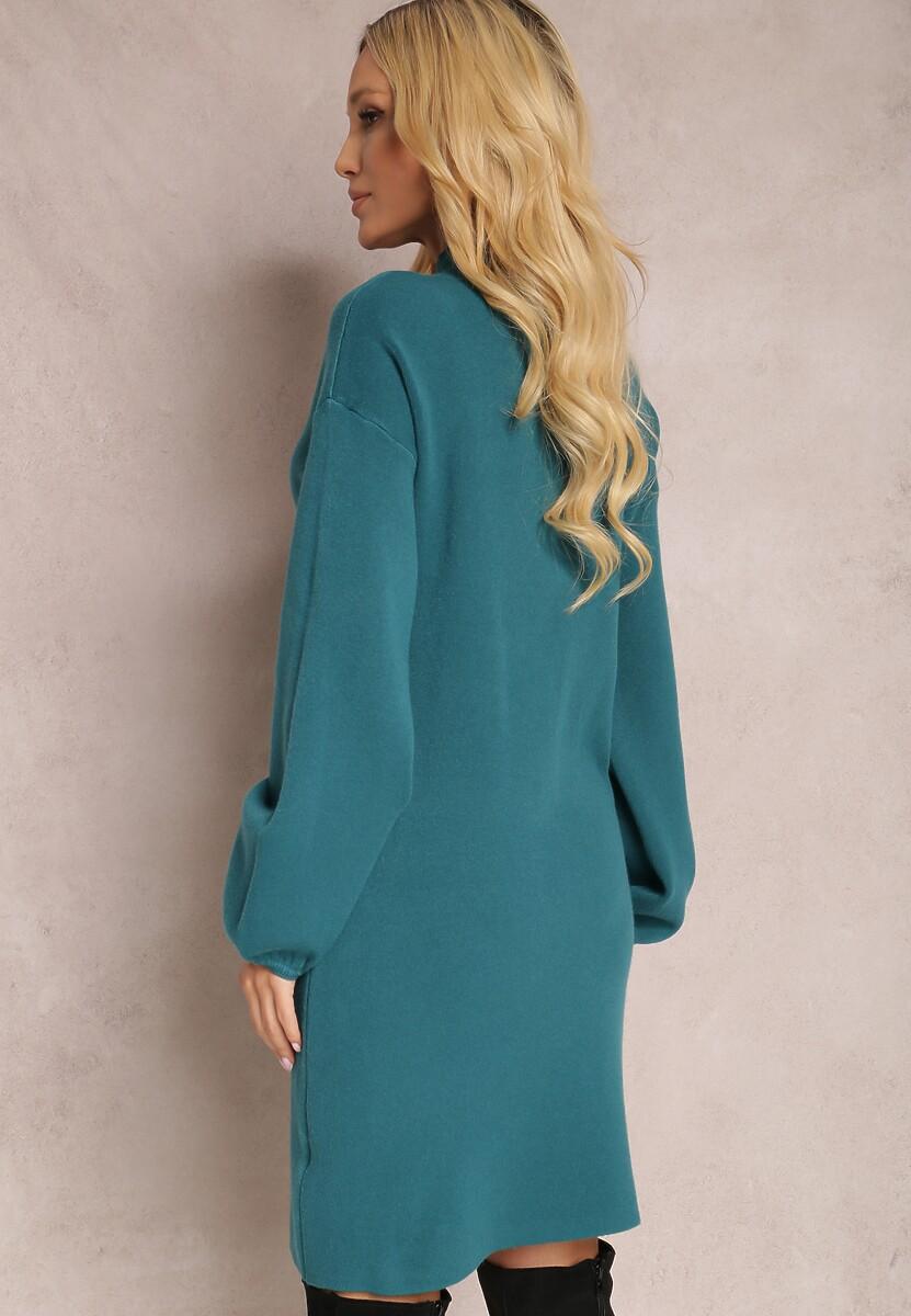 Zielona Sukienka Thelaya
