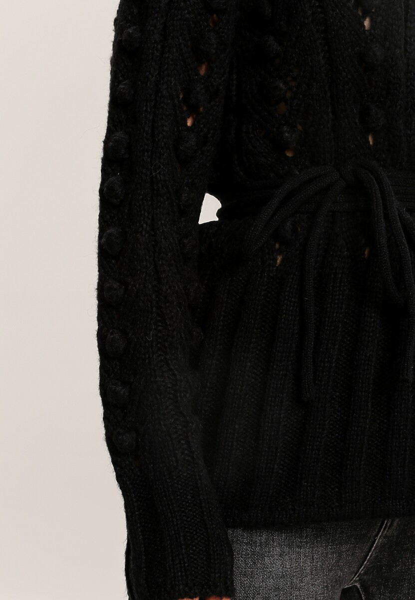 Czarny Sweter Sharona