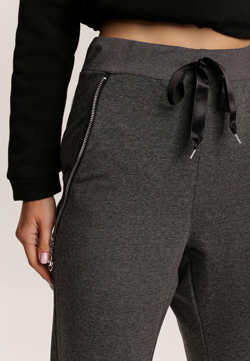 Ciemnoszare Spodnie Yseriesh