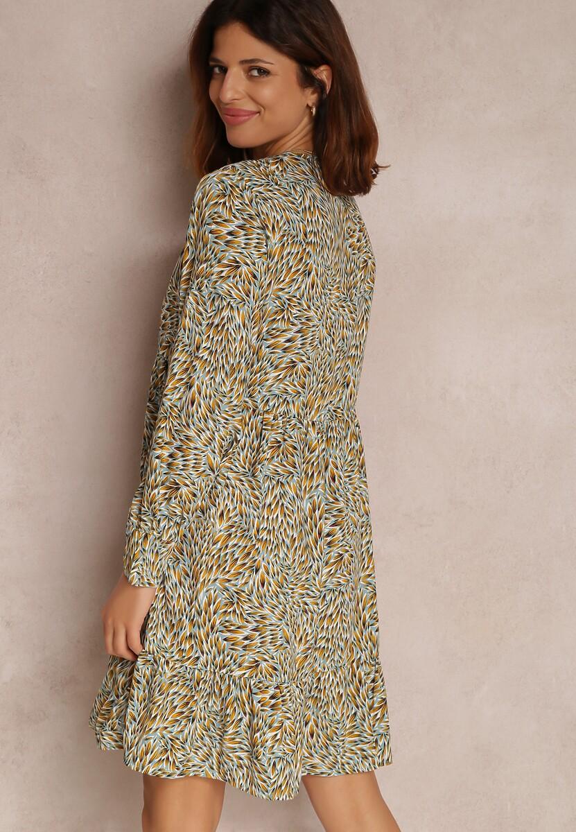Jasnoniebieska Sukienka Phislenne