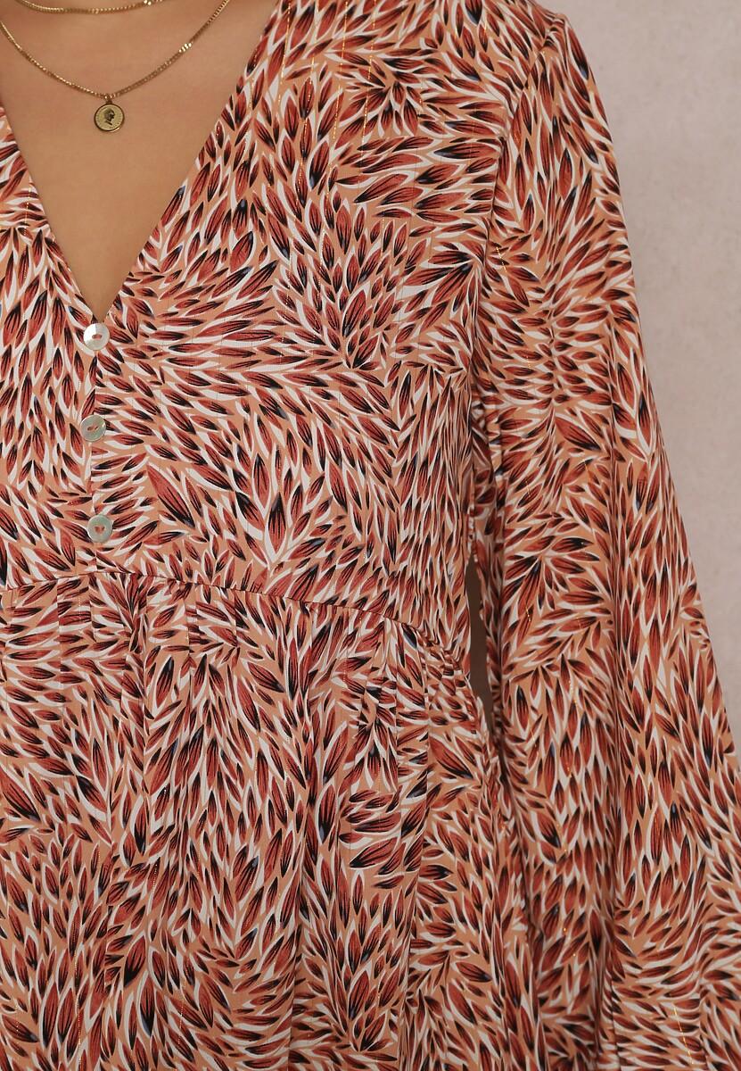 Łososiowa Sukienka Phislenne