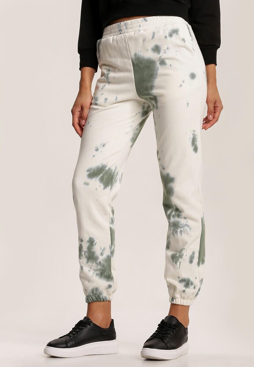 Zielone Spodnie Krynriane