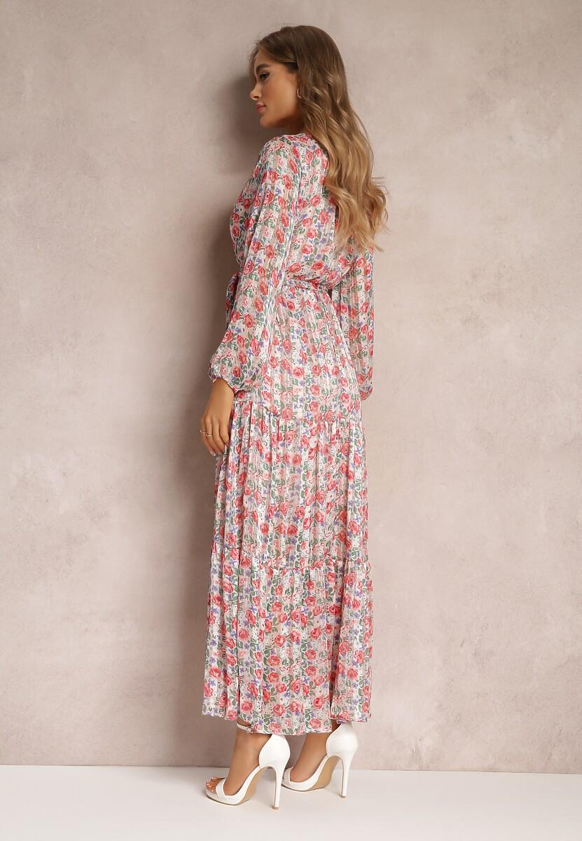 Różowa Sukienka Nymney