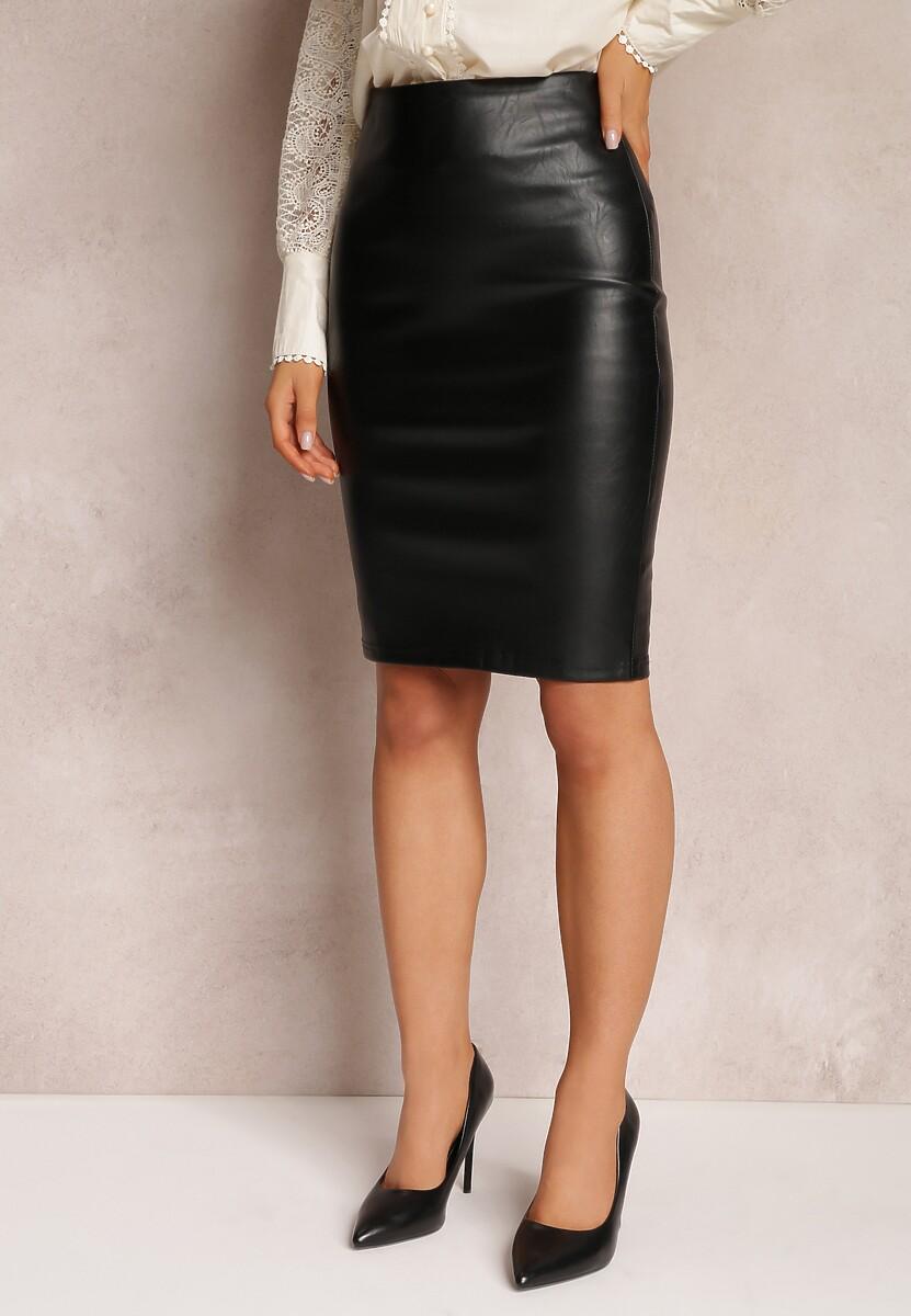 Czarna Spódnica Fyrrelle