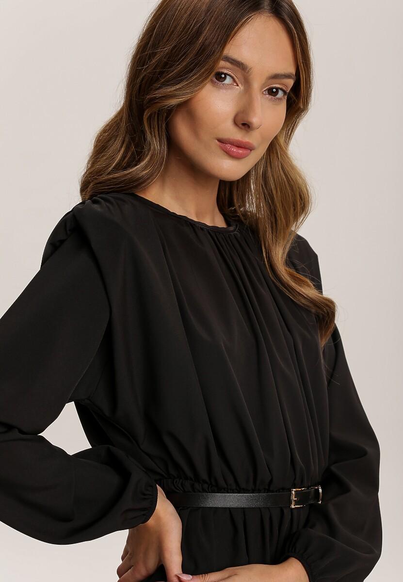 Czarna Sukienka Higale