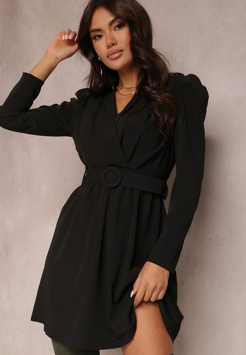 Czarna Sukienka Salalodia
