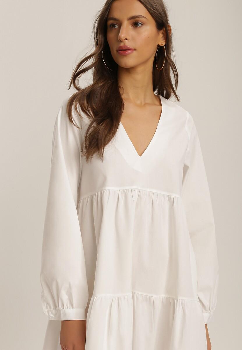 Biała Sukienka Shadowdown