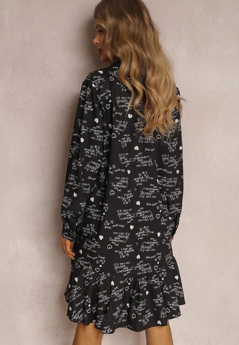 Czarna Sukienka Zaranilan