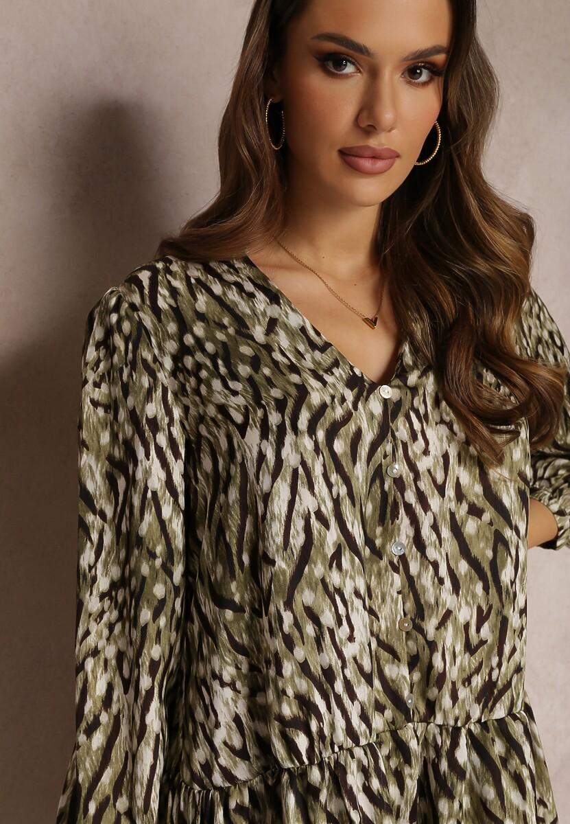 Zielona Sukienka Simpleswift