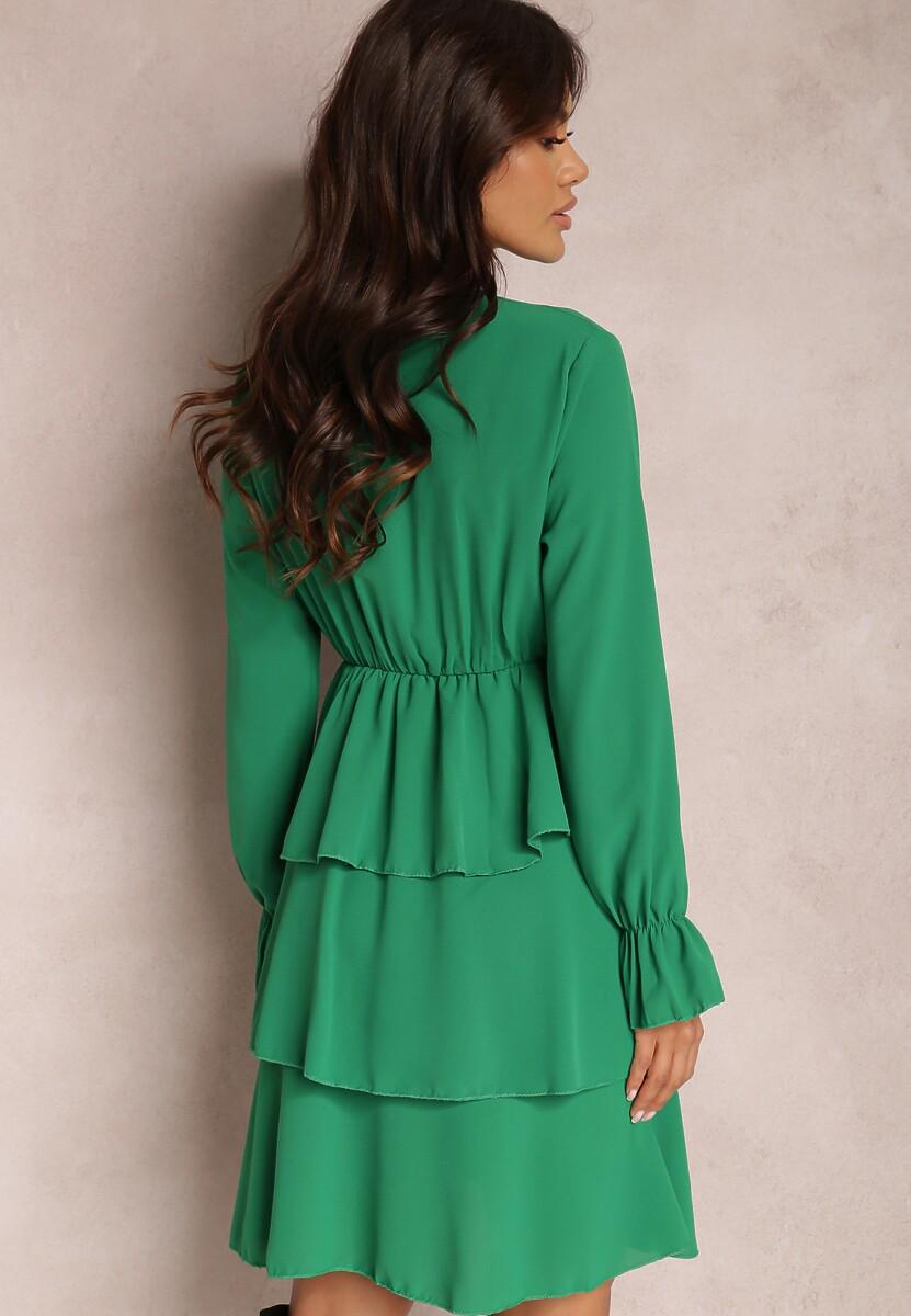 Zielona Sukienka Softpeak