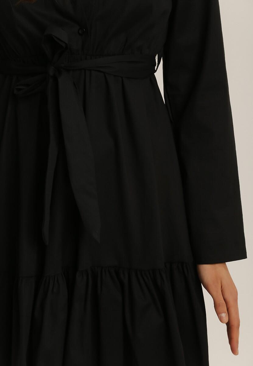 Czarna Sukienka Greenroar
