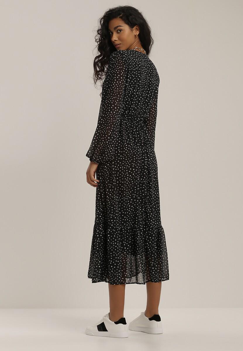Czarna Sukienka Wheatmore