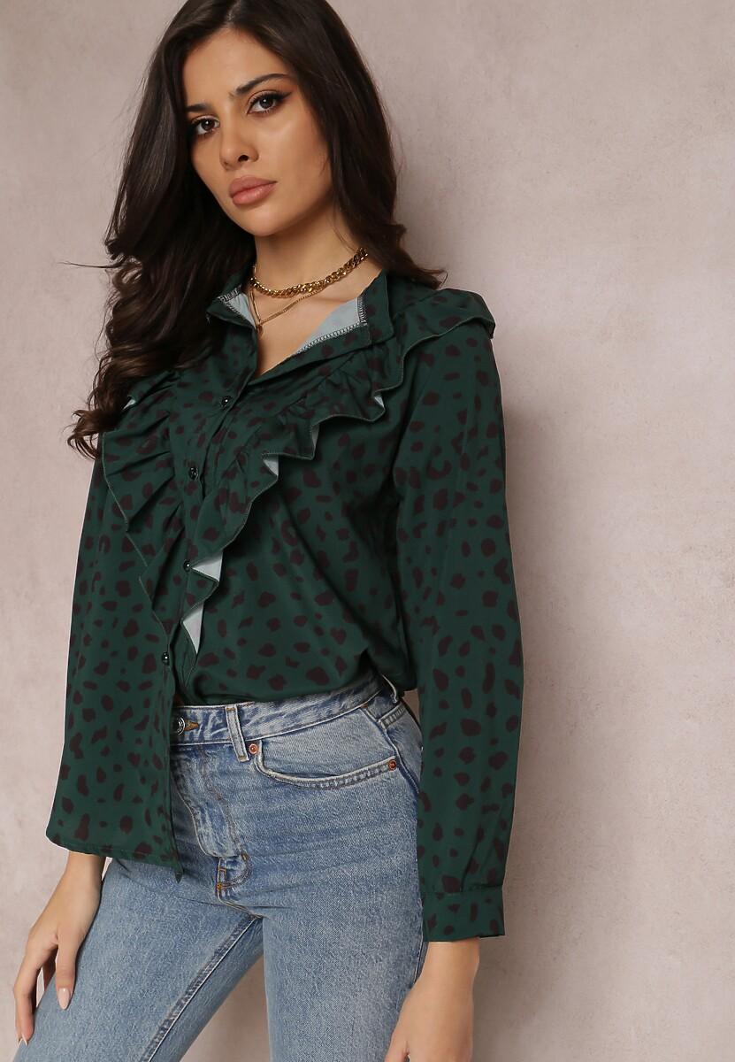 Zielona Koszula Foreash