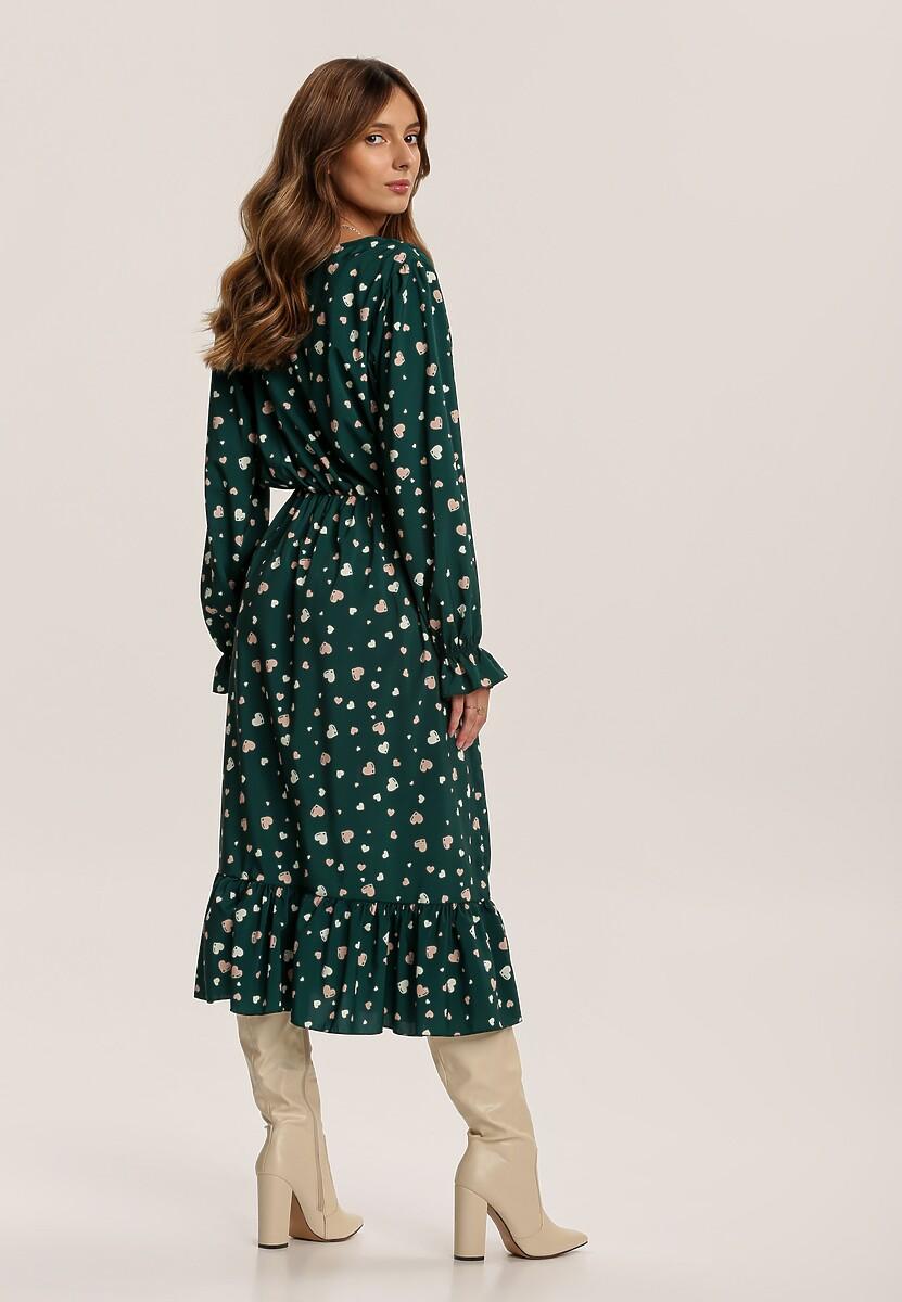 Zielona Sukienka Diamondcloud