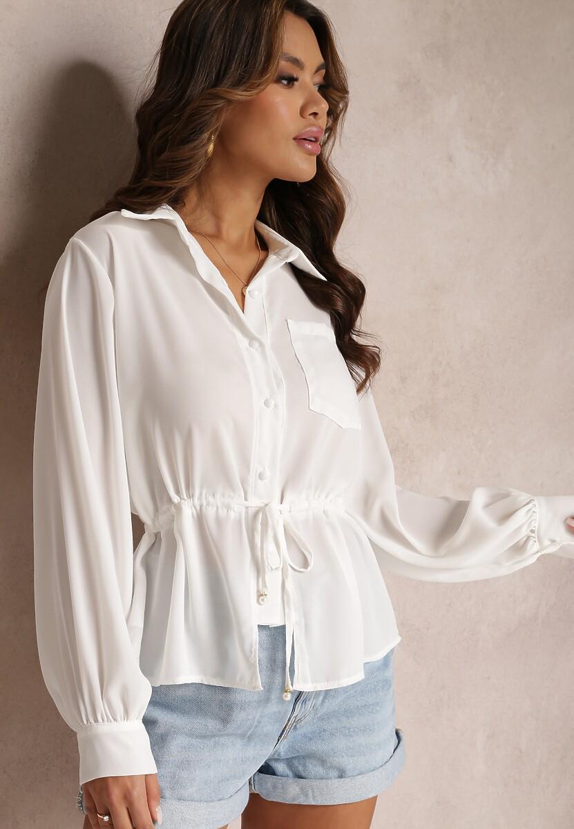 Biała Koszula Cormorn