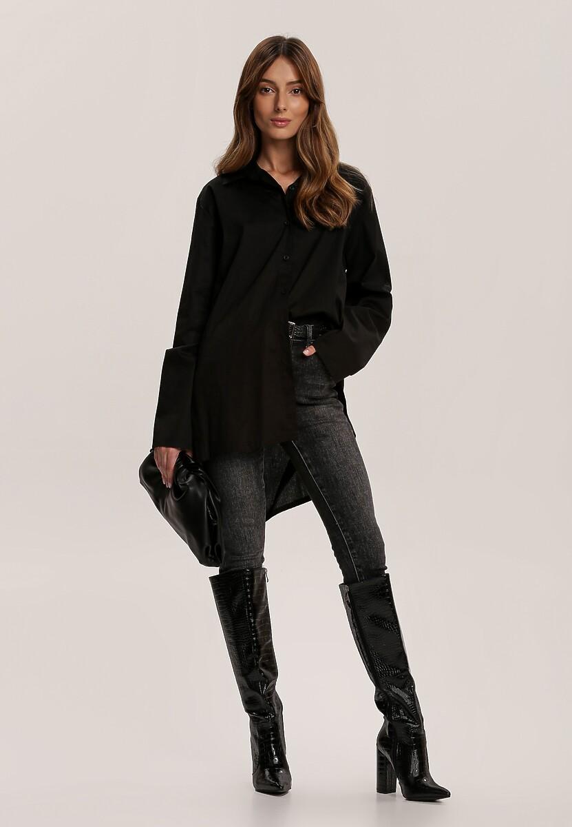 Czarna Koszula Farieth