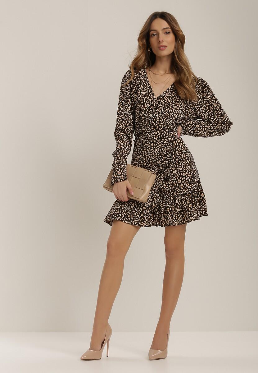 Sukienka Z Falbanka Na Dole Stylizacje Na Rozne Okazje Blog Renee