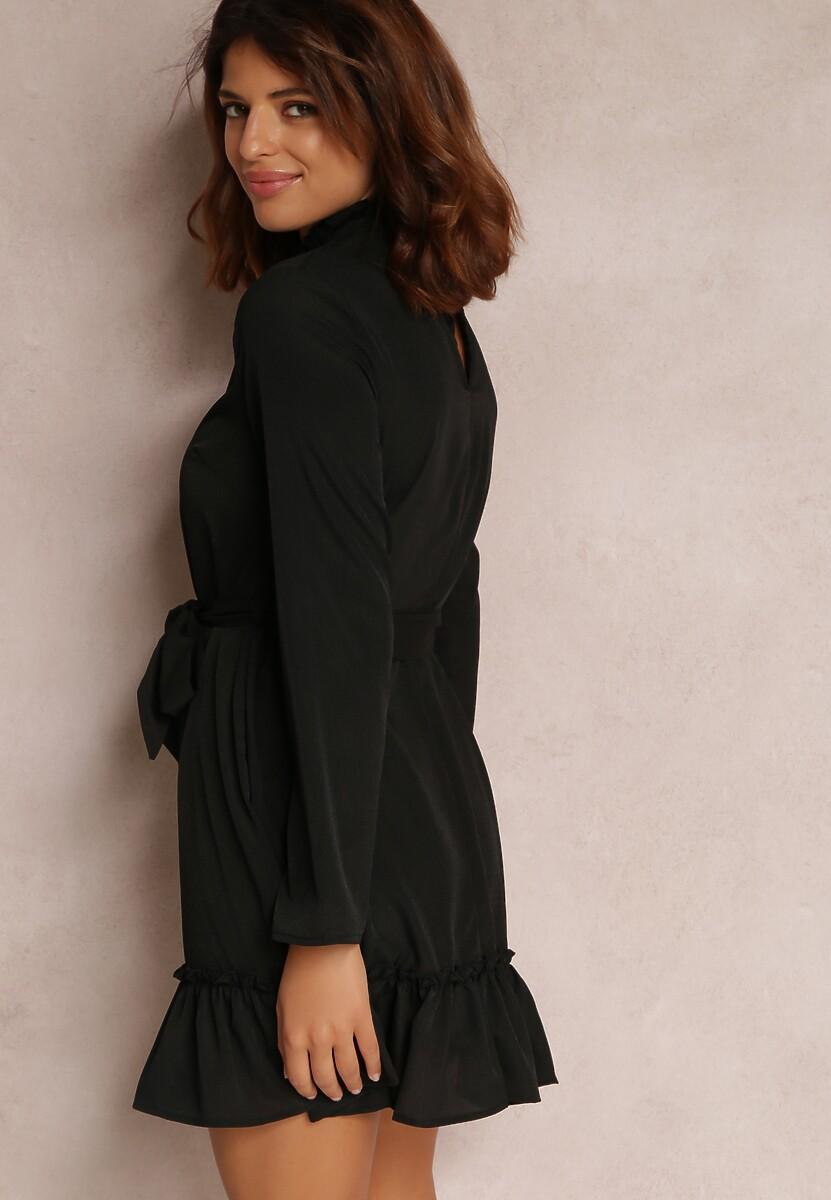 Czarna Sukienka Magroris