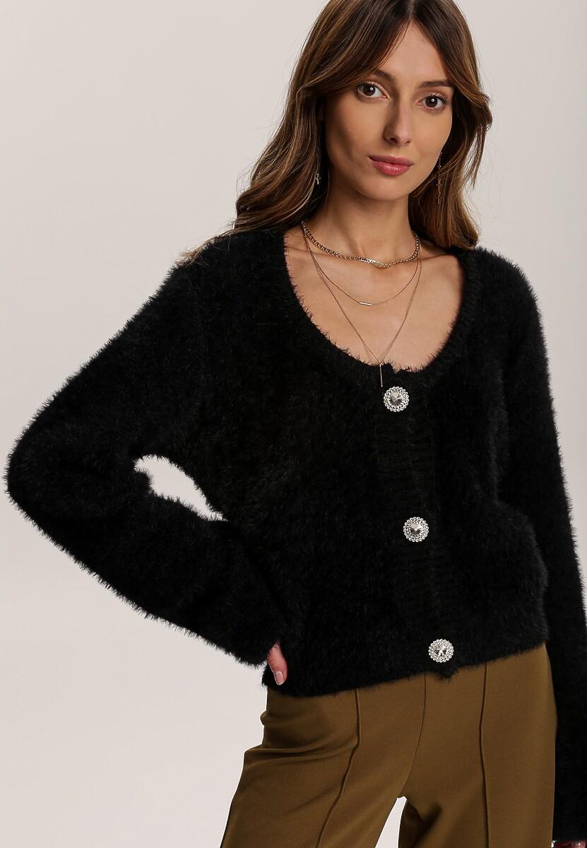 Czarny Sweter Padithas