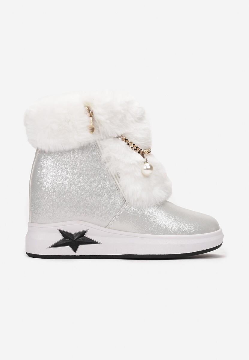 Białe Sneakersy Phiania